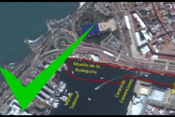 A pesar de la oposición de varios sectores, la Dimar da vía libre a marina en la Bahía de la Ánimas