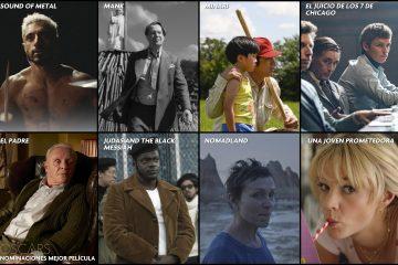 Conoce cómo y dónde ver las películas nominadas a los Premios Óscar 2021