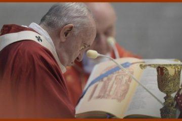 «Dios nos pide que seamos constructores de unidad»: Francisco