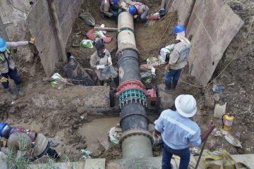 Acuacar finaliza el mantenimiento de la infraestructura del acueducto local
