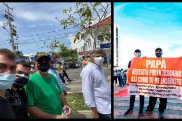 Protestas de dueños de bares y gastrobares «se van a incrementar»: Abraham Dau
