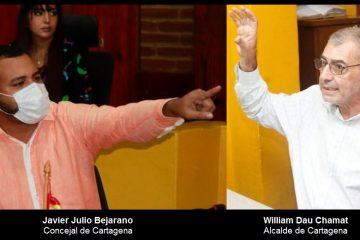 «¿Qué Cartagena es la que se va a salvar?» Concejal reacciona a declaraciones del alcalde