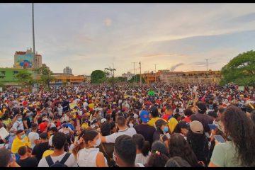 Estudiantes protestaron en paz, pero para muchos retornar a sus casas fue una pesadilla