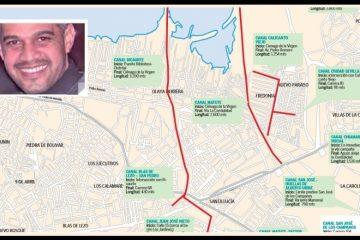 Plan Maestro de Drenajes Pluviales de Cartagena: buscando la raíz del problema