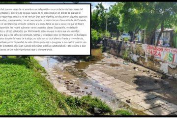 Reconstrucción del Canal El Campestre: la historia no contada por el secretario de Infraestructura