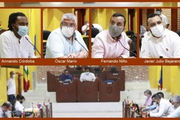 Tras escuchar los descargos del Secretario de Participación, concejales deciden hoy si lo censuran o no