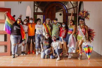 Distrito de Cartagena su suma a Marcha del Orgullo LGBTIQ+