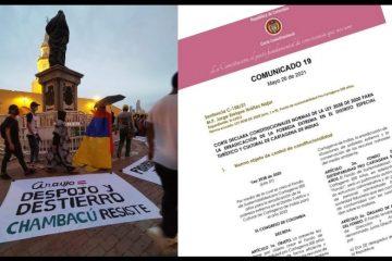 Pese a declaratoria de exequibilidad de la 'Ley Araujo', grupo de ciudadanos insisten en su derogatoria