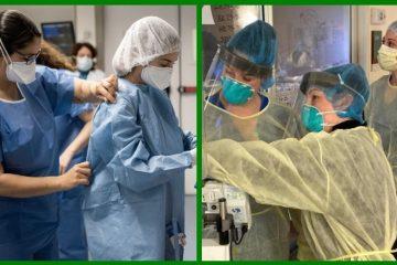 Este viernes, Cartagena y Bolívar les dirán a las mujeres del sector de la salud: #GraciasXCuidarnos