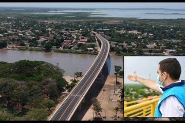 Puente Catalino Parra, mucho más que una obra para interconectar dos poblaciones hermanas