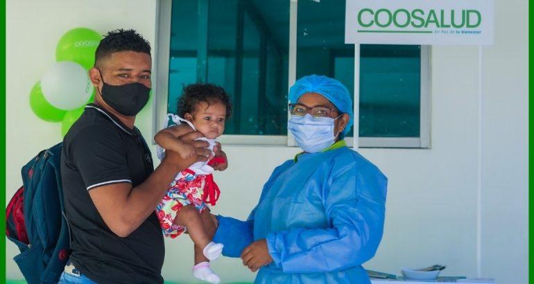 Antes de regresa a clases, los niños y niñas deben vacunarse contra el sarampión y la rubéola