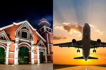 ¡Llegó el día! Inician los vuelos comerciales entre Cartagena y Mompox