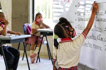 15 mil estudiantes de Bolívar ya han regresado a las clases presenciales