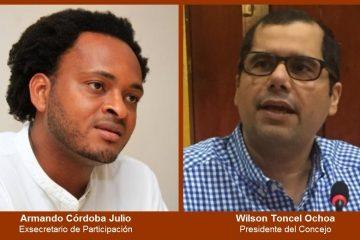 Por tres vías, Concejo busca tumbar fallo que devolvería cargo en el Distrito a Armando Córdoba