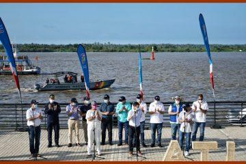 Gobernadores le apuestan al impulso de la economía del país a través del Río Magdalena
