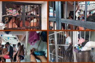 Distrito, conminado a tomar acciones inmediatas contra inhumano hacinamiento en Centros de Detención