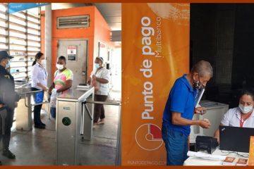 Usuarios de Transcaribe, con más 'Puntos de Pago' para recargar sus tarjetas a partir de esta semana