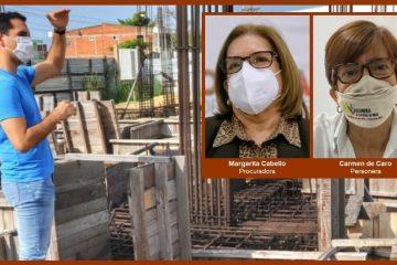 Procuraduría y Personería exhortan al Distrito a terminar obras del San Felipe Neri