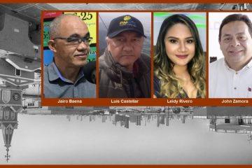 Cartagena, ¿patas pa' arriba? Cómo ven a la ciudad cuatro periodistas que cubren la Administración Pública