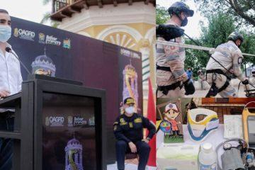 Gobernación de Bolívar lanza estrategia de respuesta para eventos masivos en Mompox