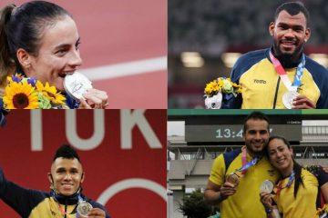 Así le fue a Colombia en los Juegos Olímpicos de Tokio 2020