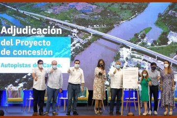 Así «se abre camino a más oportunidades de progreso para Bolívar»: Vicente Blel
