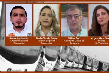 Jefe jurídico de Transcaribe explicará concepto sobre competencia de Ma. Claudia Peñas para ser gerente