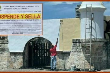 Tras la indignación, la acción: Procuraduría pone lupa sobre «error» en obras en Fuerte del Pastelillo