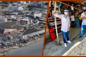 Mercado de Bazurto: el dolor de cabeza de Cartagena