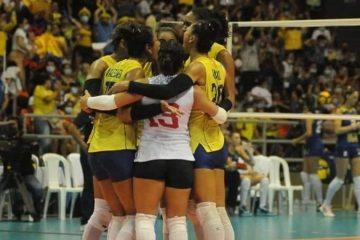 ¡Histórico! Colombia es subcampeón del Sudamericano e irá por primera vez al Mundial de Voleibol