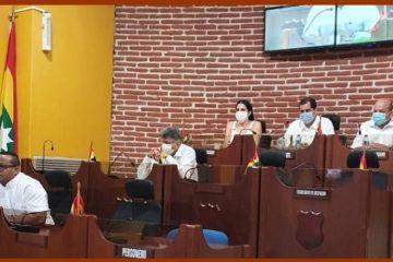 Concejo inicia sesiones extras con anuncios de control político al PAE y a la política ambiental del Distrito