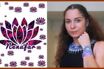 Shirley Cogollo: Nenúfar, tejidos de un poema