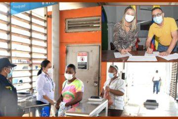 Estudiantes de la UTB, Tecnar y Unimayor podrán realizar sus prácticas profesionales en Transcaribe