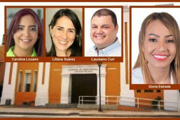 Bancada de la ASI en el Concejo de Cartagena votará dividida por la nueva mesa directiva de la corporación