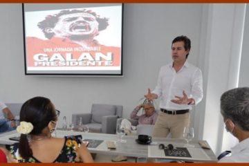 «En Cartagena comprobamos que los ideales del Nuevo Liberalismo traspasan generaciones»: Juan Manuel Galán