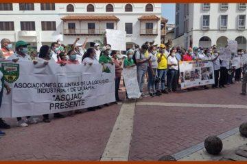 Tras plantón de dignatarios de las Asojac, el alcalde (e) se reunirá con los comunales en las tres Localidades